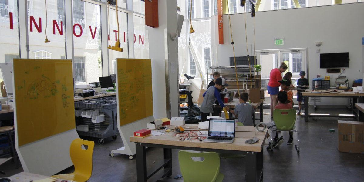 Summer Innovation Camp