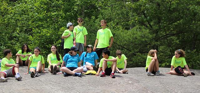 Fessenden Teen Camp